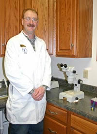 Dr. Rob Stout Embryologist